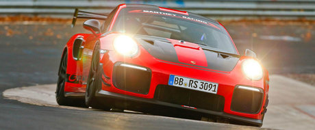 Cea mai rapida masina de strada de pe Nurburgring nu mai este Lamborghini. Recordul batut cu 5 secunde
