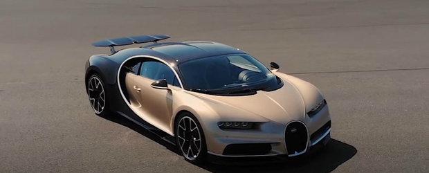 Cea mai rapida masina din lume explicata in detaliu chiar de omul care a atins cu ea 490 km/h. VIDEO