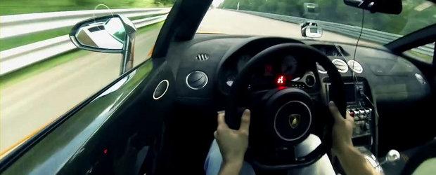 Cea mai rapida masina din lume parcurge distanta de o mila in numai 21.8 secunde!