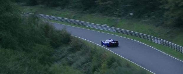 Cea mai rapida masina electrica de la Nurburgring e facuta de chinezi