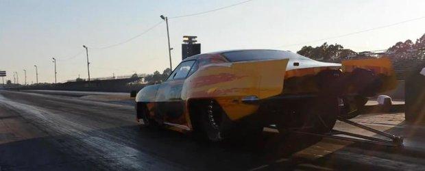 Cea mai rapida masina turbo din lume face 5.86 secunde pe sfertul de mila