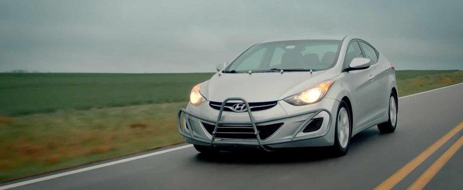 Cea mai rulata masina Hyundai din lume? Cati kilometri a parcurs aceasta Elantra din 2013