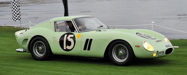Cea mai scumpa masina din lume? 35 milioane dolari pentru un Ferrari 250 GTO!