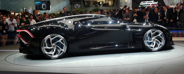Cea mai scumpa masina noua din istorie este de fapt...o MACHETA. Detaliile care au dat-o de gol