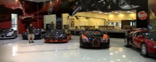 Cea mai tare colectie de Super-Masini moderne din lume!