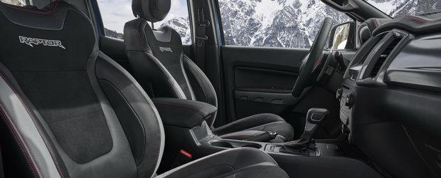 Cea mai vanduta camioneta din Europa a primit o noua versiune. Noua varianta are motor bi-turbodiesel si tractiune integrala in standard