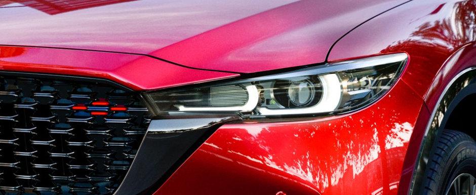 Cea mai vanduta Mazda din 2020 a primit un facelift major. Compania producatoare a oferit primele detalii oficiale despre lista de preturi
