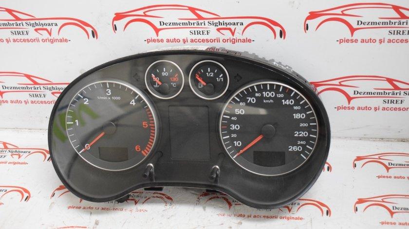 Ceas bord Audi A3 8P BKC 8P0920900L 451