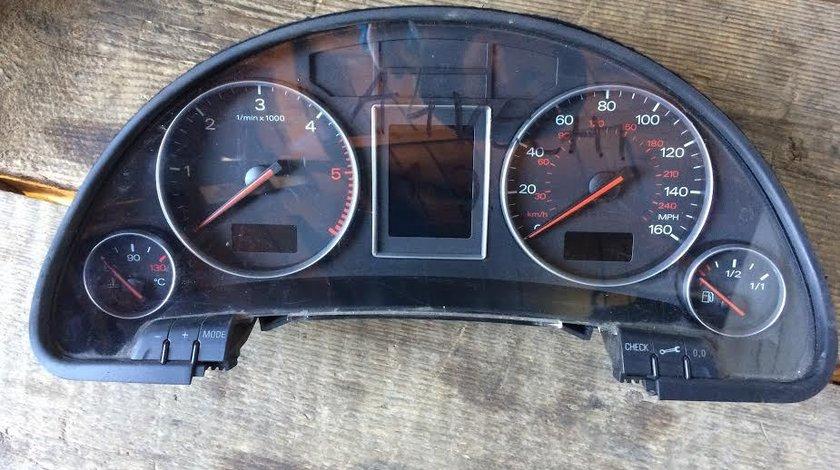 Ceas bord Audi A4 B6 1.9TDI 8E0920950F