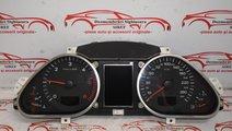 Ceas bord Audi A6 2.7 automat 2007 503001721801 45...