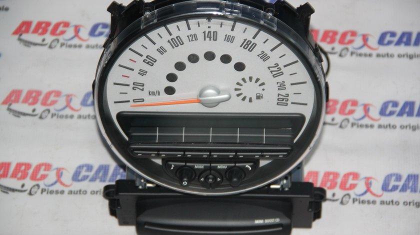 Ceas bord Mini Cooper Clubman R55 cod: 9232430-03 model 2010
