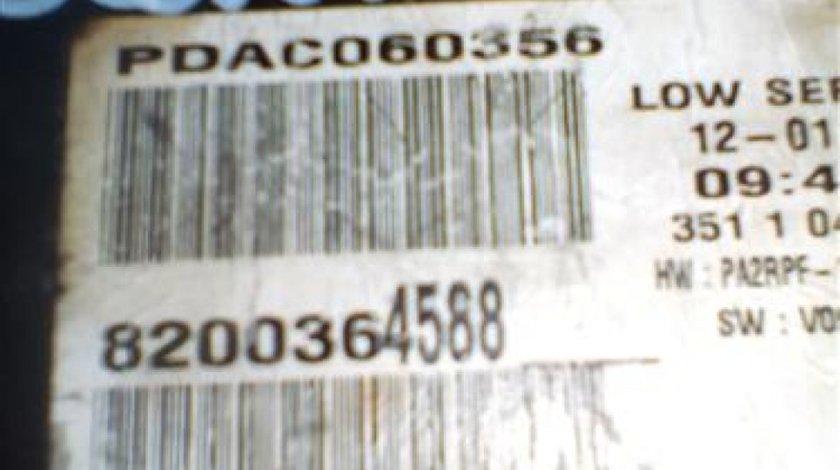 Ceas bord Renault Megane2 Diesel An 2003-2006 cod 8200364588