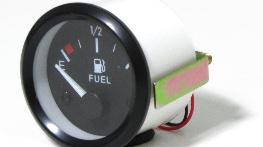 Ceas indicator consum combustibil