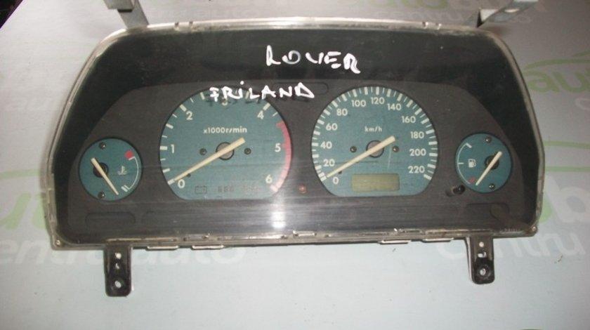 Ceas Instrumente Bord Land Rover Freelander (1996-2006) 2.0 TD YWY100340 8RC-433MHZ 52010468A H-0106082