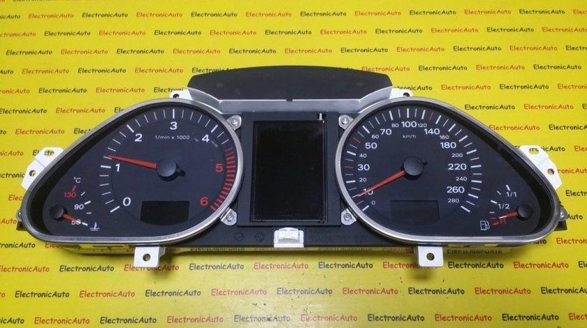 Ceasuri Bord Audi, 4F0920900S, 4F0910900A, 5550007301