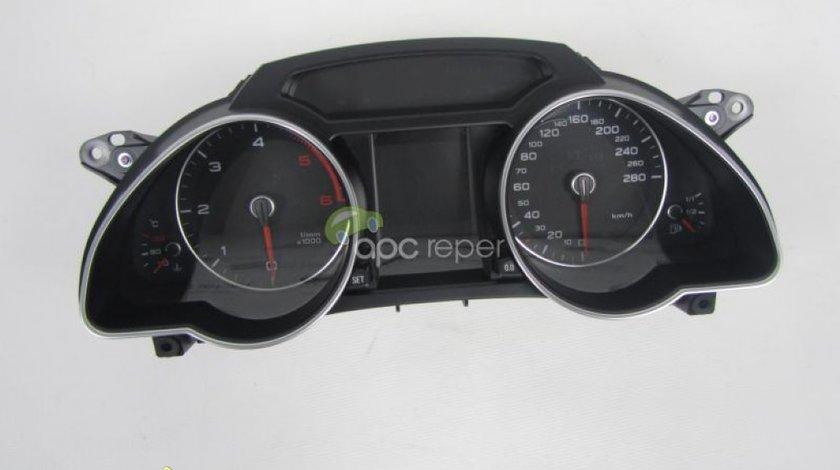Ceasuri bord Audi A5 8T Facelift Diesel cod 8T0920932