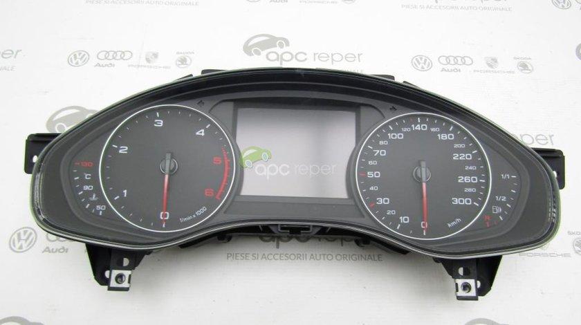 Ceasuri Bord Audi A6 4G C7 / A7 Diesel -ecran mic - Night Vision - cod 4G8920900L