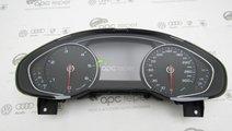Ceasuri bord Audi A8 4H Diesel Originale cod 4H092...