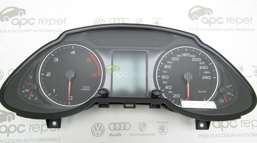 Ceasuri Bord Audi Q5 8R Diesel cod 8R0920900Q - cluster color