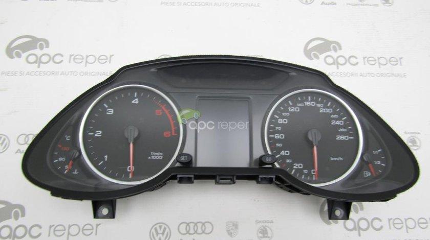 Ceasuri Bord Audi Q5 8R Diesel cod 8R0920930J ( distronic)