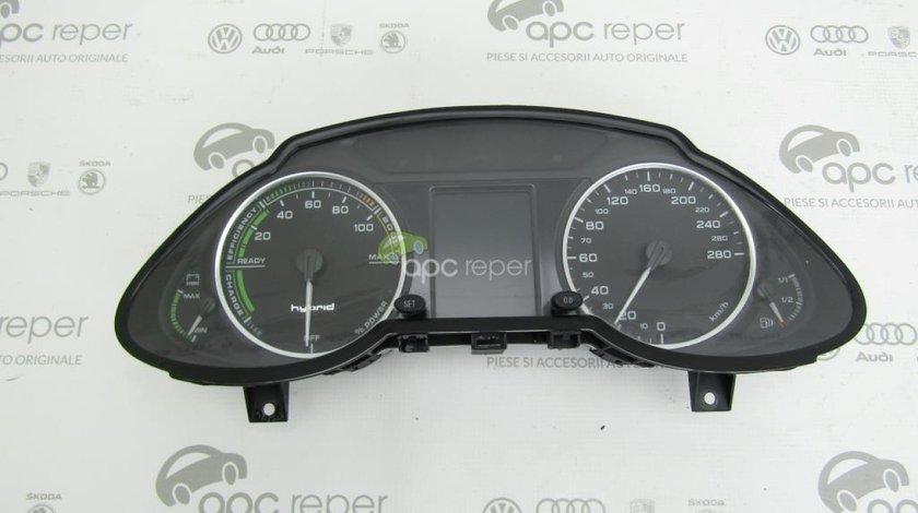 Ceasuri Bord Audi Q5 8R Hybrid cod 8R0920930L