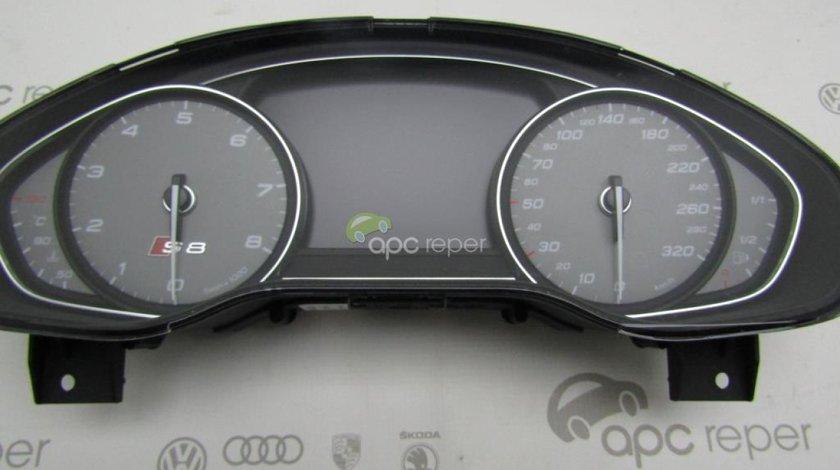 Ceasuri Bord Audi S8 4H cod 4H0920800Q