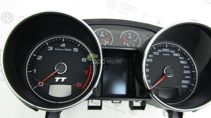 Ceasuri bord Audi TT 8J ( 2007 - 2010 ) Benzina cod 8J0920930C