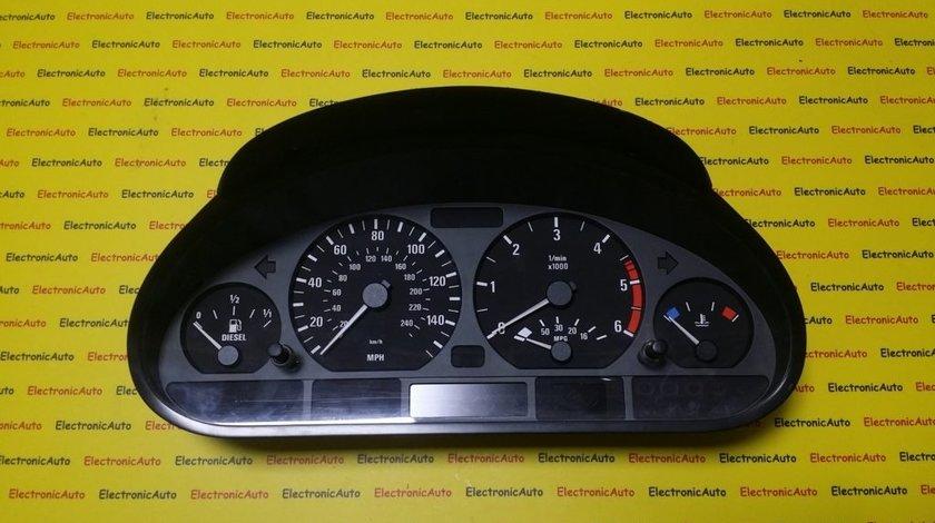 Ceasuri bord BMW E46 62116906887, 6211 6906887, 0263606268