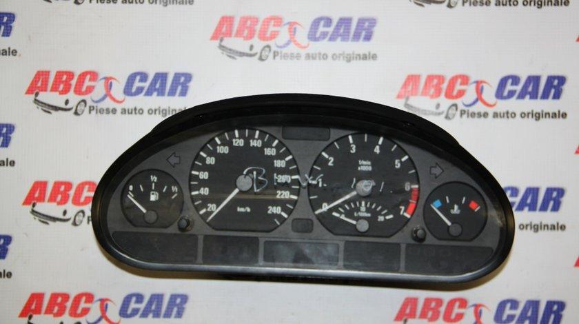 Ceasuri bord BMW Seria 3 E46 2.5 Benzina cod: 0263606326 model 2003