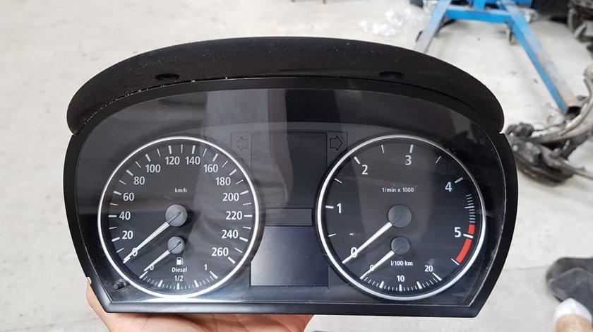 Ceasuri bord BMW Seria 3 E90 E91 diesel 2006 2007 2008 2009