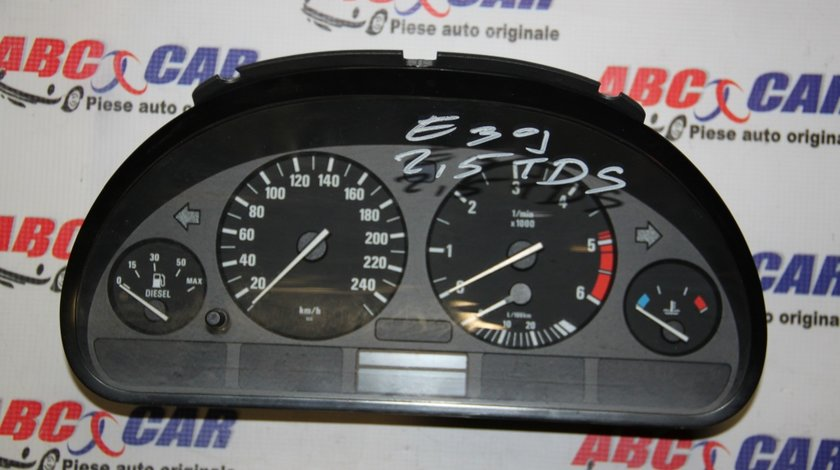 Ceasuri bord BMW Seria 5 E39 2.5 TDS cod: 62118375898 / 110008735044 model 2000