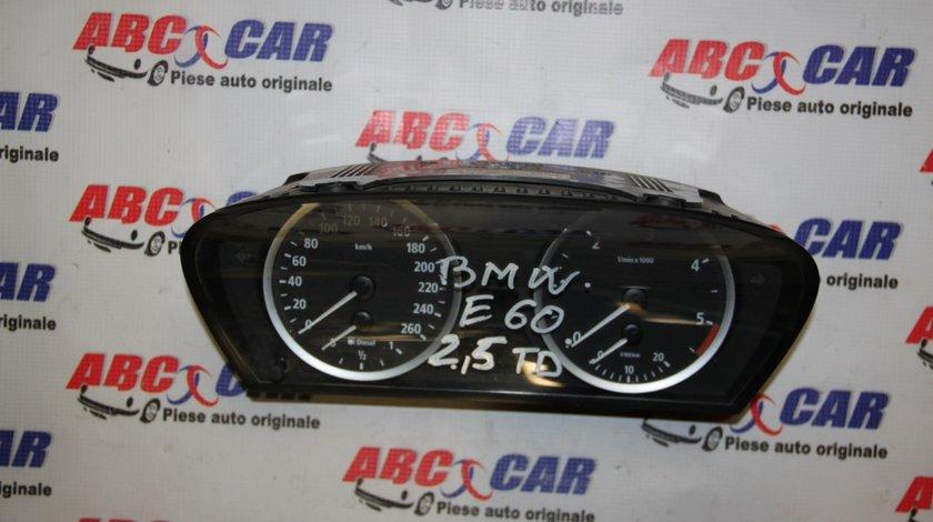 Ceasuri bord BMW Seria 5 E60 2.5 Diesel cod: 62116937618 model 2007
