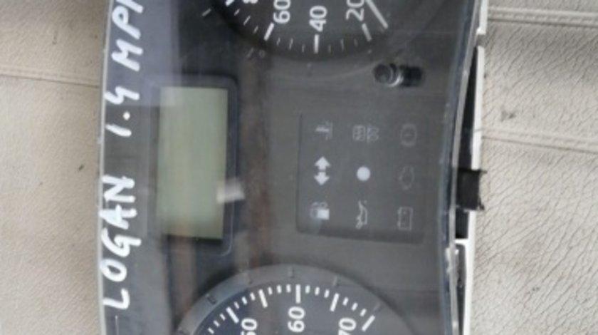Ceasuri bord Dacia Logan Benzina 1,4MPI cod P8200377202