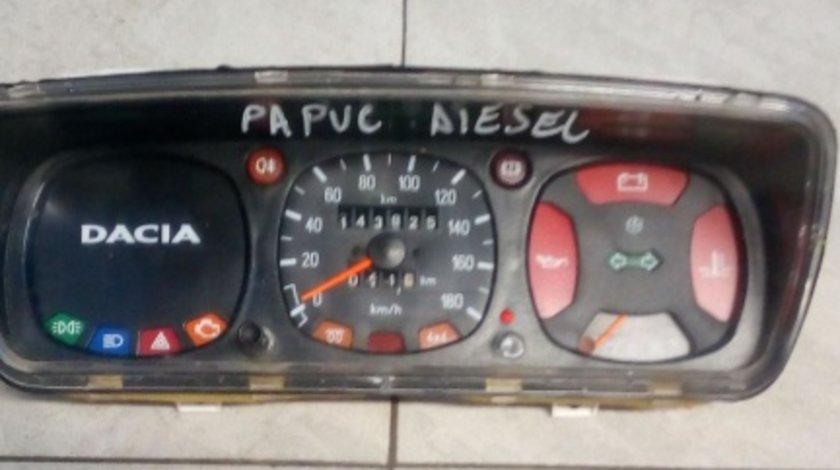 Ceasuri bord Dacia Papuc diesel cod 993886A 12V