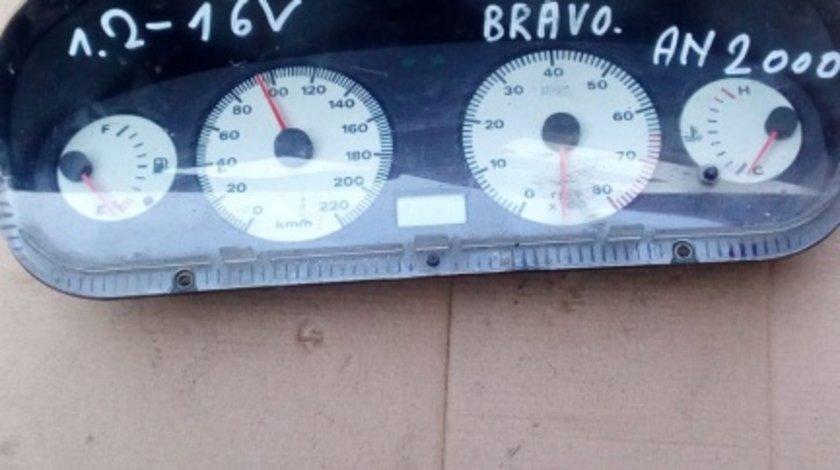 Ceasuri bord Fiat Bravo 1.2 16v 2000 cod 606290002
