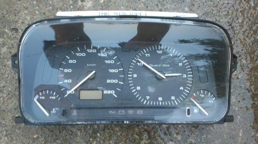 Ceasuri bord ( indicatoare ) Volkswagen Golf 3 diesel in stare foarte buna