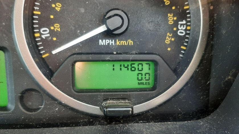 Ceasuri bord Land Rover Freelander 2010 SUV 2.2 DOHC