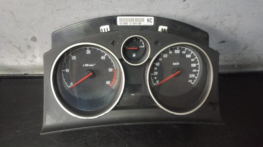 Ceasuri bord opel astra h diesel 13216660 a2c53024902e