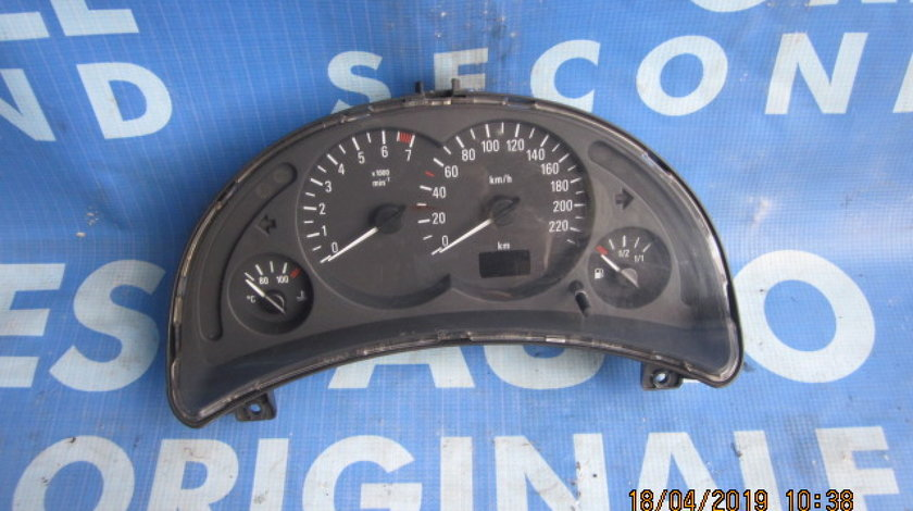 Ceasuri bord Opel Corsa C 1.2i; 09166814