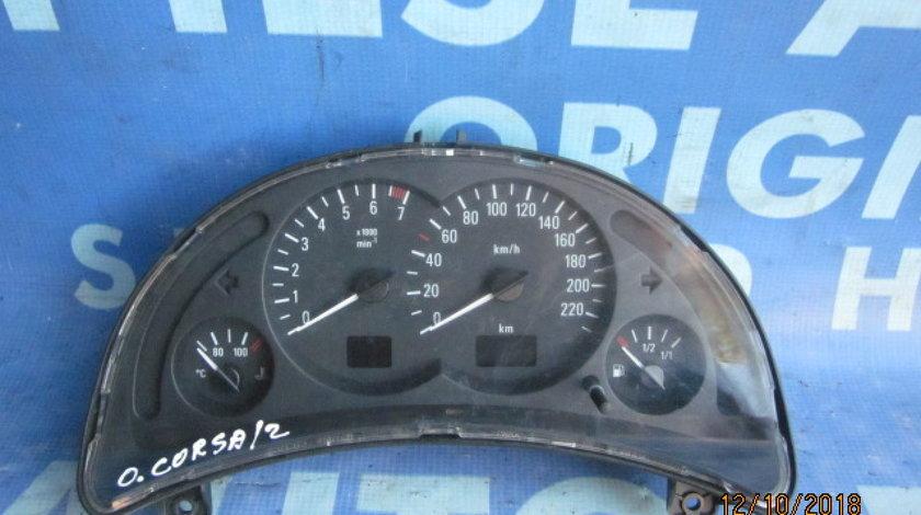 Ceasuri bord Opel Corsa C 1.2i; 09166815