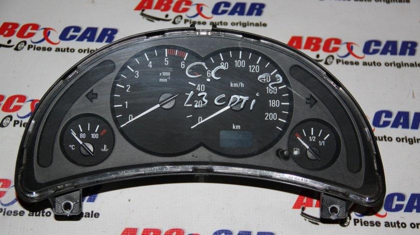Ceasuri bord Opel Corsa C 1.3 CDTI cod: 13173347WA model 2003