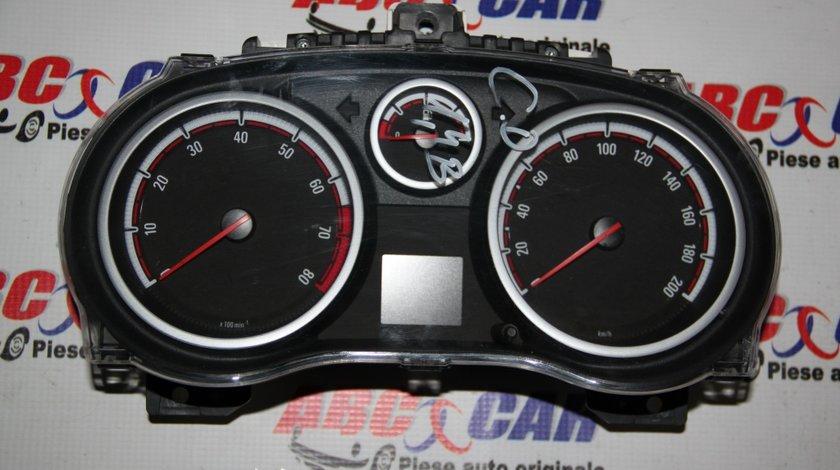 Ceasuri bord Opel Corsa D 1.4 B cod: P0013252153 model 2010