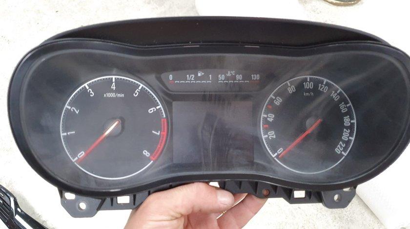 Ceasuri bord Opel Corsa E 1.2 1.4 benzina 2015 2016 2017