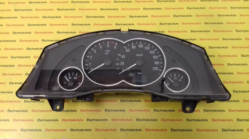 Ceasuri Bord Opel Meriva 1.7 CDTI, 13140265MN (6WK5)