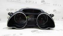 Ceasuri Bord Originale Audi A5 8T Facelift - Cod: ...