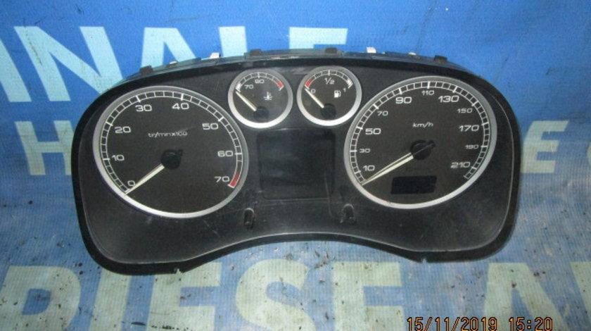 Ceasuri bord Peugeot 307 1.6 16v;  9645768480