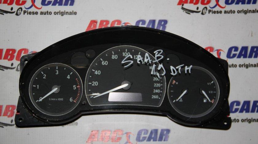 Ceasuri bord Saab 9-3 1.9 TID cod: P12759337 model 2004