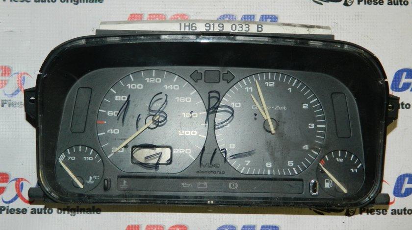 Ceasuri bord VW Golf 3 1.8 benzina cod: 1H6919033B