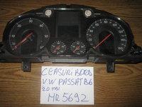 Ceasuri bord vw passat b6