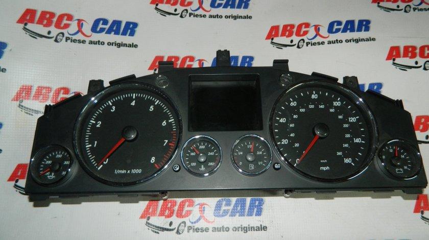 Ceasuri bord VW Touareg 7L cod: 7L6920981P model 2008